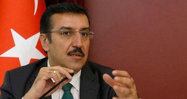 Bakan Tüfenkci'den Hal Yasasına ilişkin açıklama