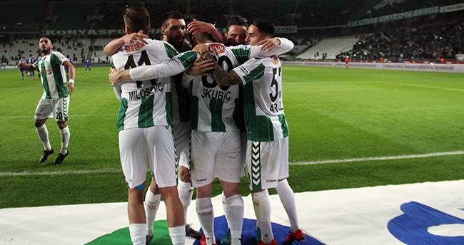 Atiker Konyaspor 2 – 0 Karabükspor