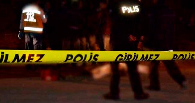 Konya'da yüzüne kimyasal madde atılan kadın yaralandı