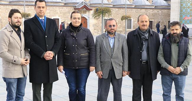 Konya'dan Beşiktaş Belediyesi'ne suç duyurusu!