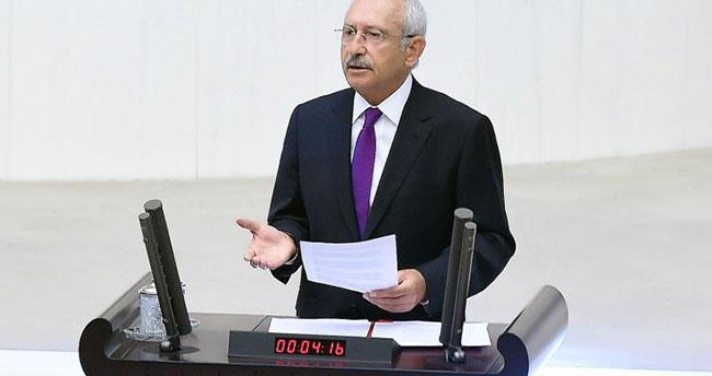 Kılıçdaroğlu ve 4 vekil hakkında fezleke!