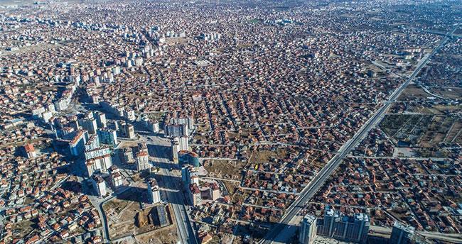 Meram'ın 16 mahallesinde imar planı revizyon çalışmalarında sona gelindi
