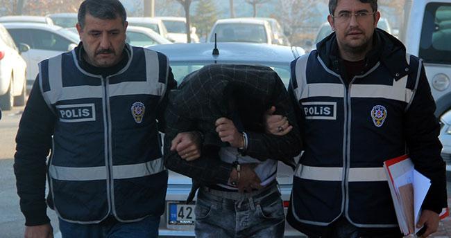 Konya'da Kore gazisinin madalyalarını çalan şüpheli tutuklandı