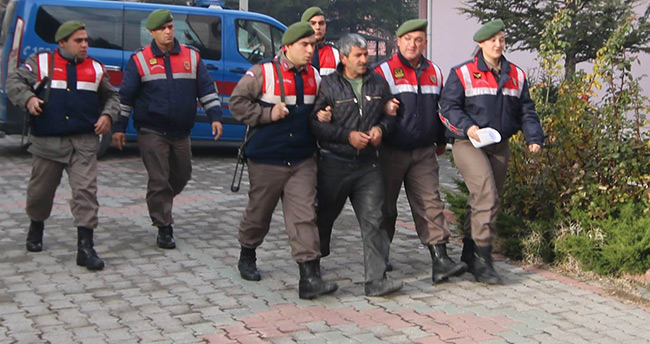 Konya'da 2 yıldır aranan cezaevi firarisi yakalandı