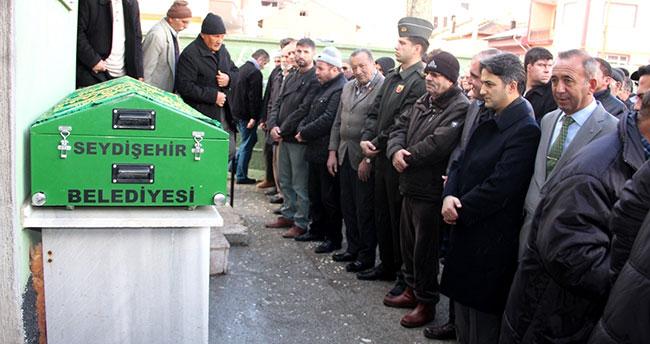 Konya'da Kore gazisi son yolculuğuna uğurlandı