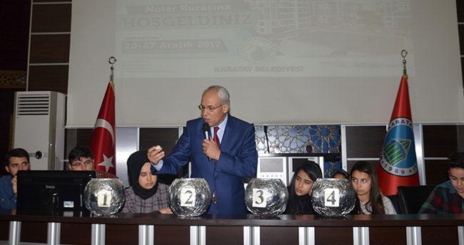 Konya'da 672 daireye 9 bin 228 kişi başvurdu!