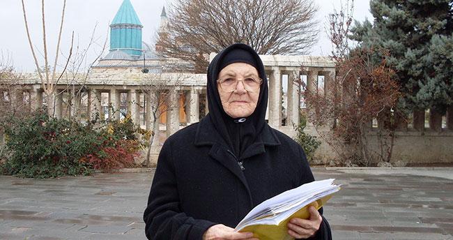 Konya'da imza kampanyası başlattı