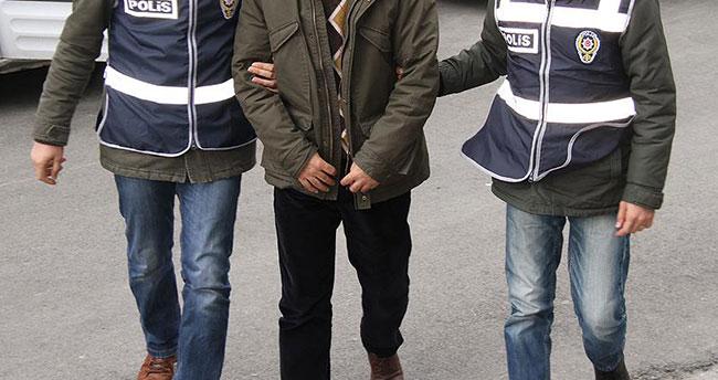 Oto hırsızları Konya'da yakalandı