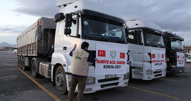 """""""Suriye'ye acil un yardımı"""" kampanyası"""