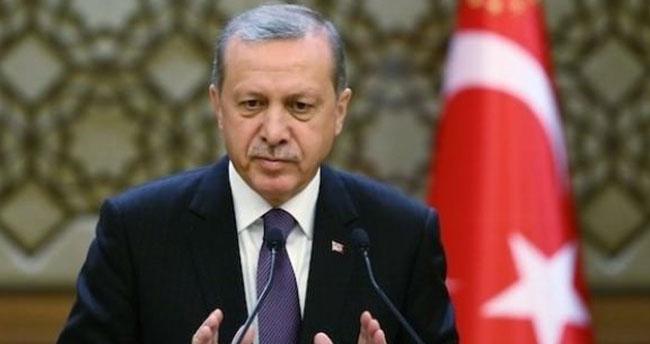 Cumhurbaşkanı Erdoğan: Onları üzeni ben de üzerim
