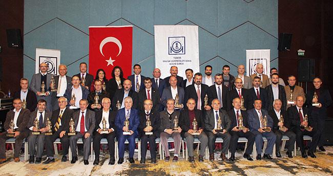 MMO Konya Şubesinden üyelerine ödül