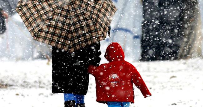 Konya'da kar yağışı devam edecek mi?