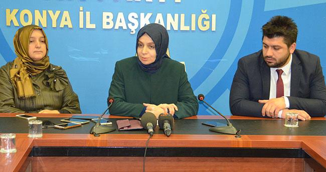 """Milletvekili Leyla Şahin Usta: """"BM'de alınan Kudüs kararı çok önemli"""""""