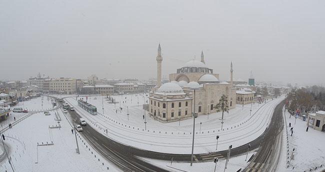 """Büyükşehir'den """"Konya'da Kış"""" fotoğraf yarışması"""