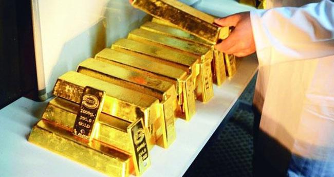 Yastık altından 2,5 ton altın çıktı