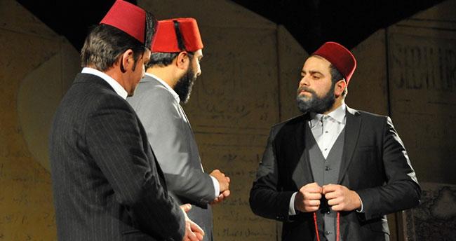 'Arz-ı Veda Mehmet Akif Ersoy' Oyununa yoğun ilgi