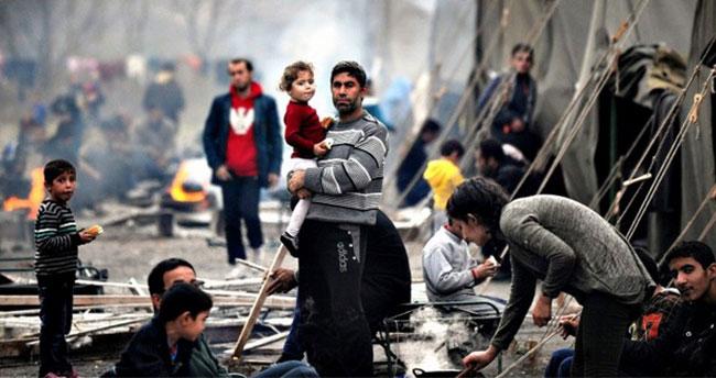 Suriyeliler için yapılan harcama 30 milyar doları aştı