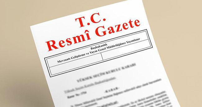 Yeni asgari ücret Resmi Gazete'de