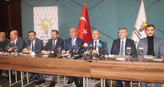 """AK Parti Genel Başkan Yardımcısı Sorgun: """"Zaruri bir durum doğmadıkça erken seçim gündemde değil"""""""