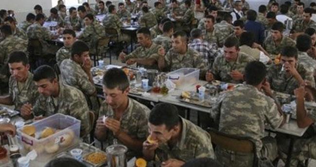 Askerin gıda güvenliği için iki bakanlık arasında protokol!