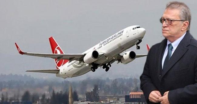 THY özür diledi…O uçaktaki yolcular…