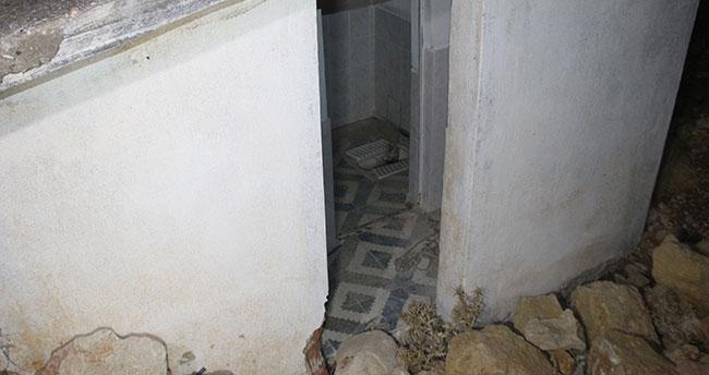 Konya 'da bir genç domuz bağıyla bağlanarak ölüme terk edildi