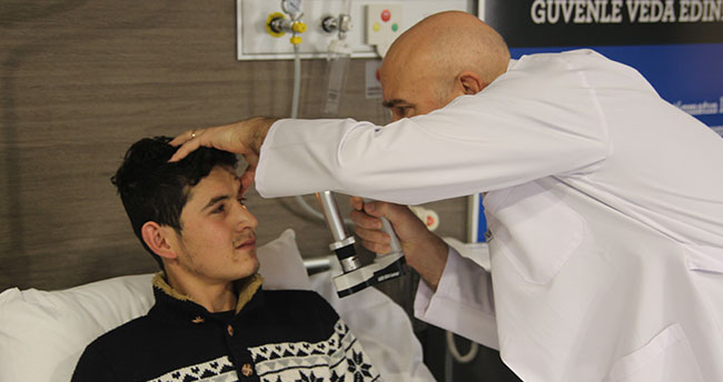 Afgan Muhammed'in dünyası Türkiye'de aydınlandı