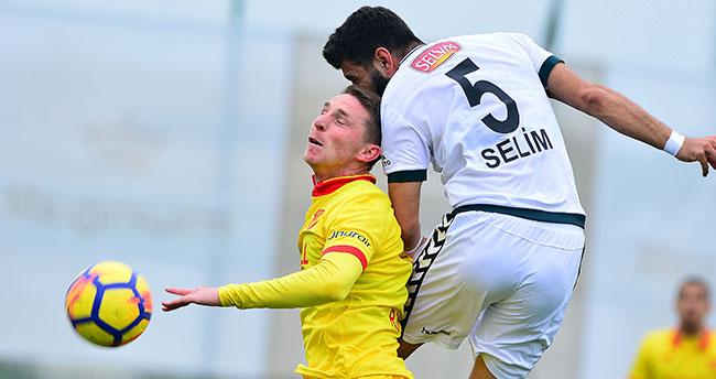 Göztepe: 1 – Atiker Konyaspor: 1