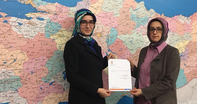 AK Parti Konya İl Kadın Kolları Başkanı belli oldu