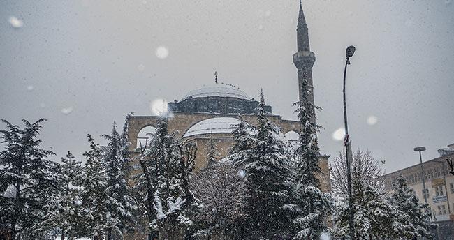 Meteoroloji açıkladı! Konya'ya kar geliyor!