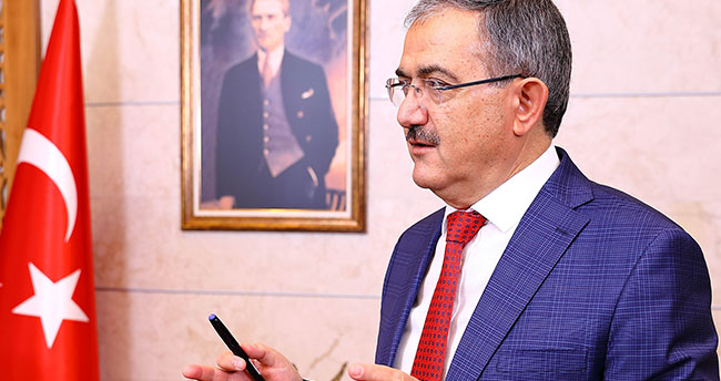 SÜ Rektörü Prof. Dr. Mustafa Şahin'e yeni görev
