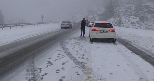 Konya-Antalya karayolu ulaşıma açıldı