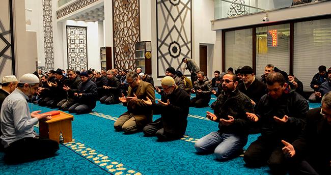 Konya'da Afrin operasyonu için dua edildi