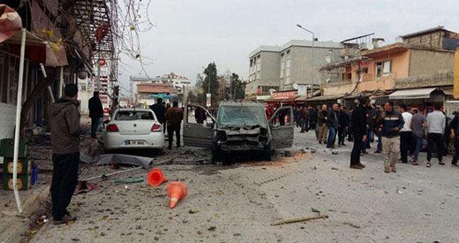 Reyhanlı'ya roketli saldırı: Ölü ve yaralılar var