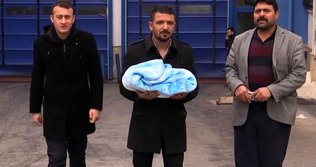 310 gram doğan Tuğra bebek kurtarılamadı