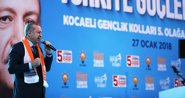Erdoğan'dan Afrin açıklaması: Mehmetçik ve ÖSO'dan 20 şehidimiz var