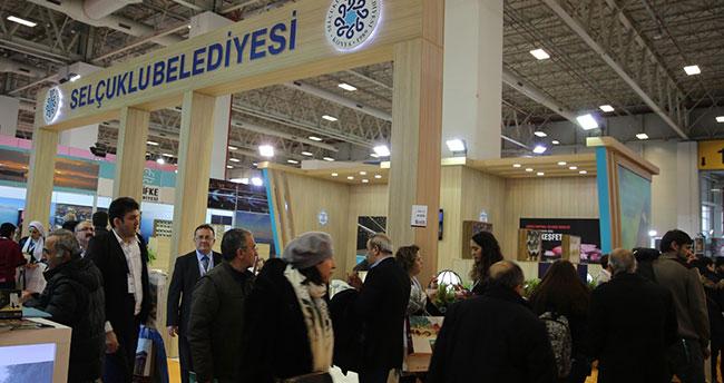 Selçuklu Belediyesi EMITT'te Konya'yı tanıttı