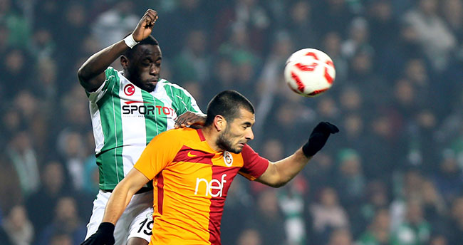 Konyaspor 2 – 2 Galatasaray