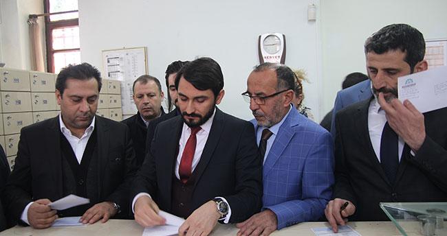 Konyalı iş adamlarından 8 dilde Afrin mektubu