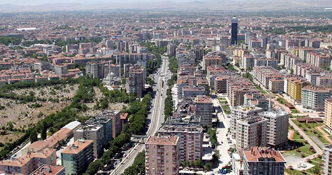 Konya'nın nüfusu 18 bin 846 kişi arttı!