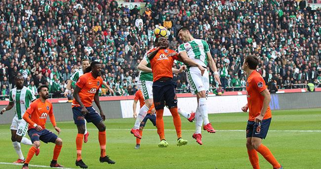 Konyaspor 1 – 1 Başakşehir
