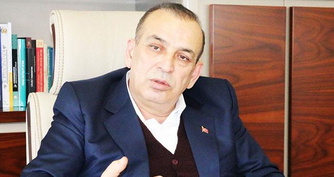"""Başkan Karamercan: """"Akaryakıt fiyatlarında indirim yapılmalı"""""""
