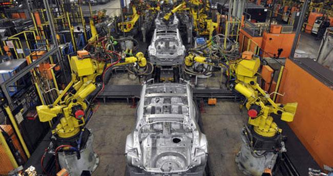 Otomotiv üretiminde tarihi rekor