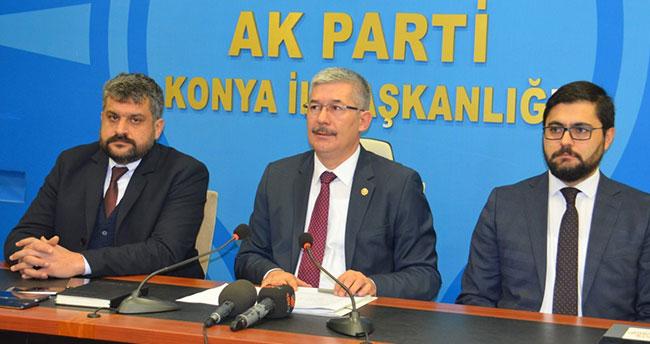 """""""Teknik üniversite Konya'ya büyük fayda sağlayacak"""""""