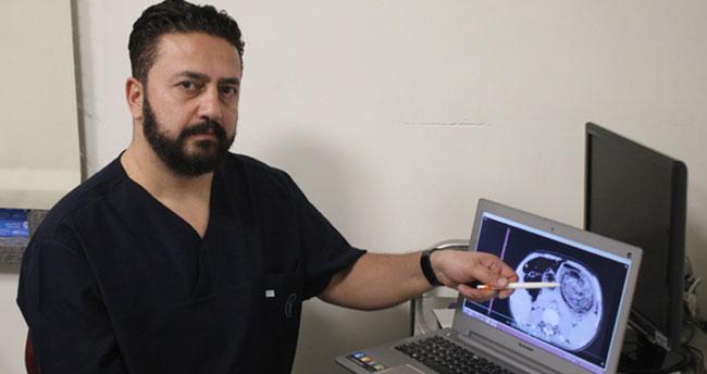 Konya'da 12 yaşındaki kızın midesinden çıkanlar şok etti!
