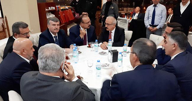 Ankara'da 'Konyalılar buluşması' programı düzenlendi