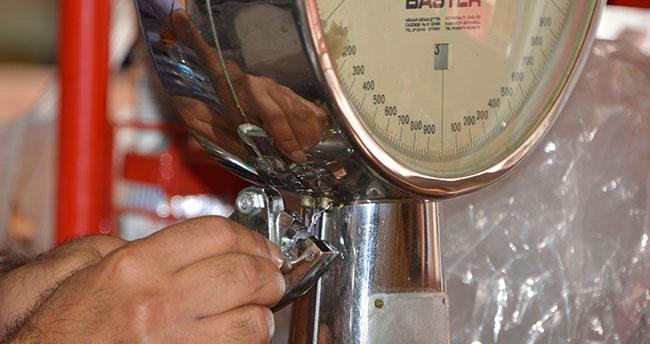 Meram'dan ölçü ve tartı aletleri için son gün uyarısı