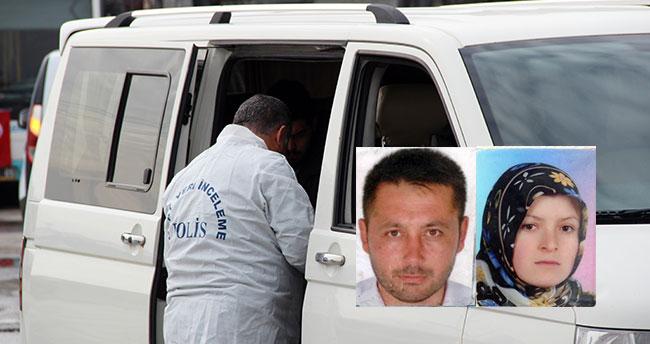 Konya'da karısını öldüren kişi daha sonra intihar etti