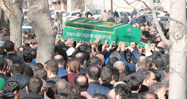 Mehmet Ali Özbuğday toprağa verildi