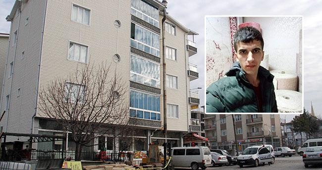 Konya'da 3. kattan düşen genç yaşam mücadelesini kaybetti